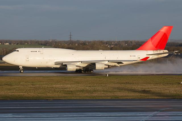 Aerotrans Cargo B747-433(BDSF) ER-BBB