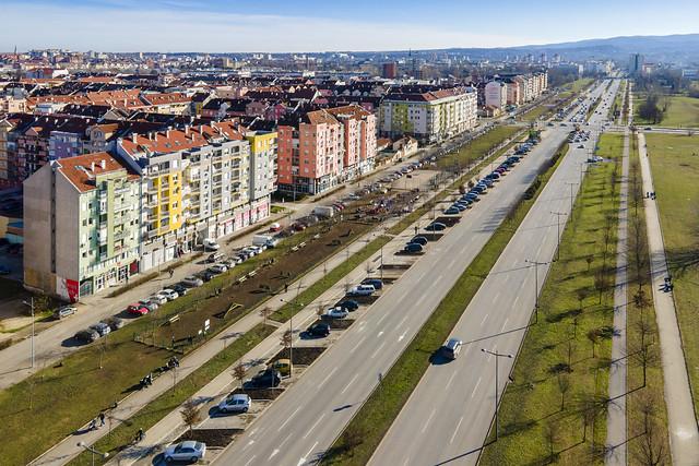 Bulevar Evrope Novi Sad