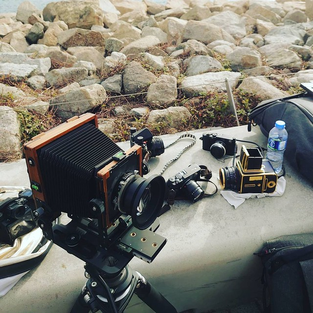 Leica 第四屆交換重曝 在西九過東京聖誕