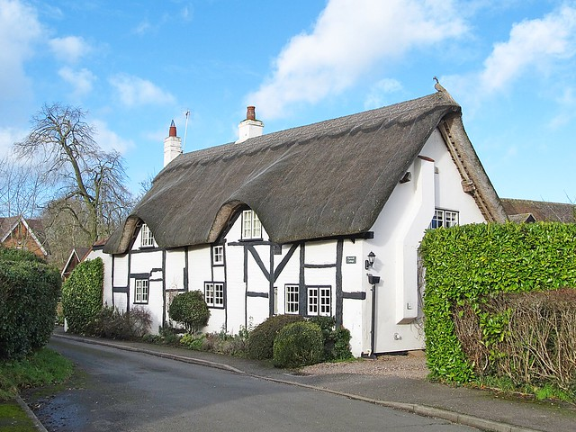 Thurlaston-Pipewell Cottage (C.1350 A.D.)