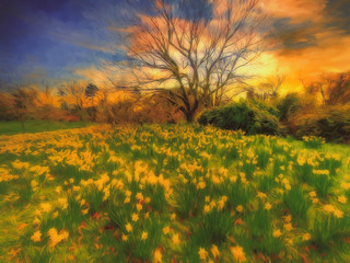 "Fantasia 2 - ""A Host of Golden Daffodils"" 