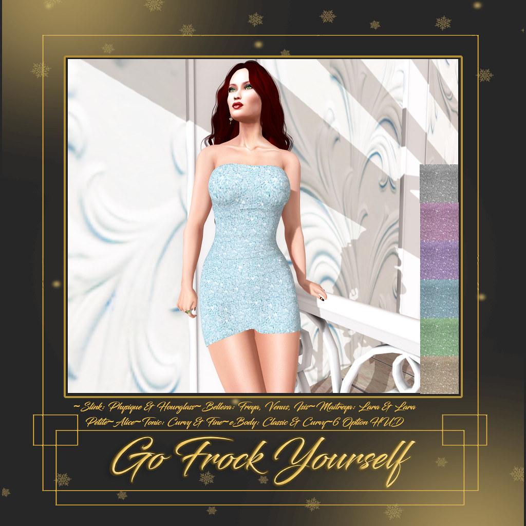 GFY-Evelina Tube Dress