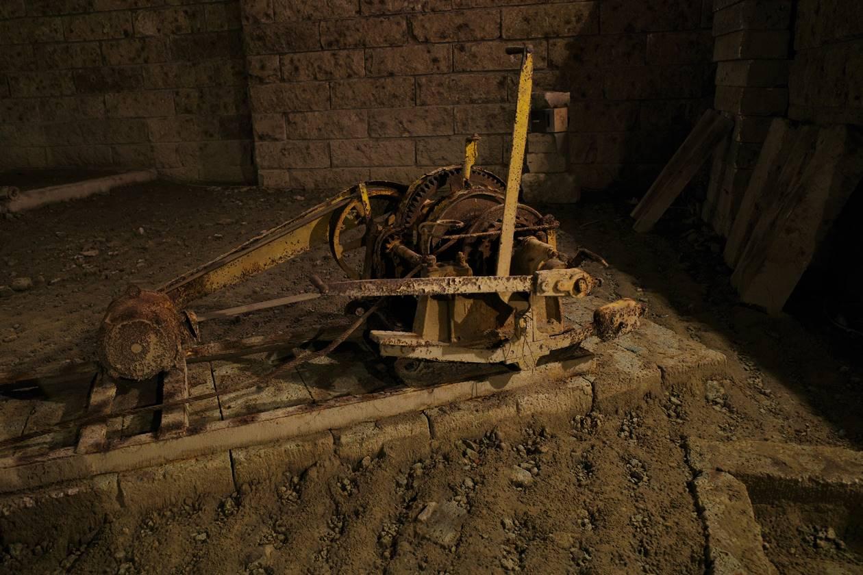 大谷資料館 昔の工具