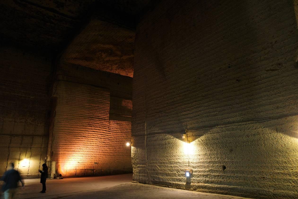 大谷資料館 巨大な地下迷宮