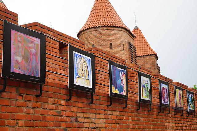 Art in Warsaw