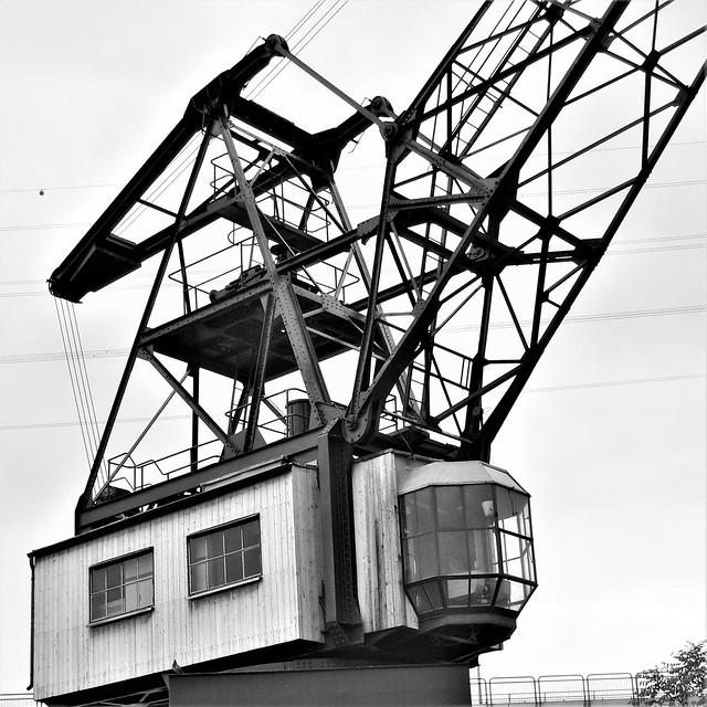 Old Crane