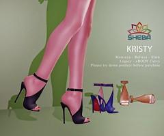 [Sheba] Kristy Heels