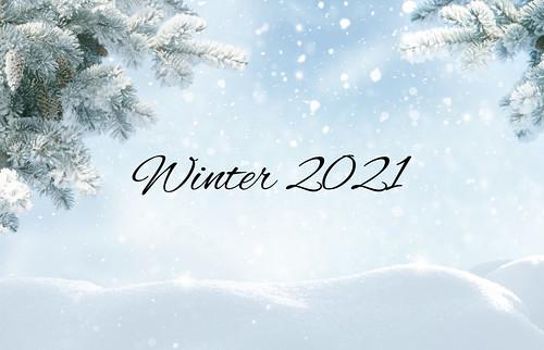 Winter 2021 -