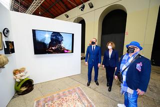 LA CIUDAD TOMADA. I ENCUENTRO DE ARTE ACTUAL LPCG 2021