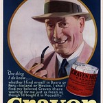 Tue, 2012-12-18 11:02 - The well traveled pipe-smoker, from Basra to Peru, Iceland to Mexico.   1929