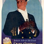 Thu, 2014-12-11 16:04 - Men in Uniform. Britain delivers the goods with the Merchant Navy.   1942