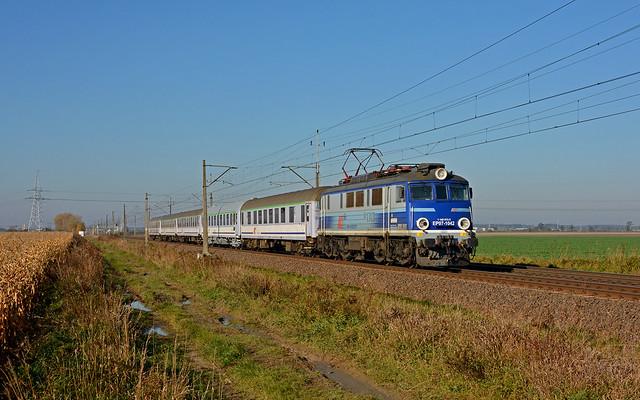 PKP Intercity EP07-1042 - Plewiska (PL)