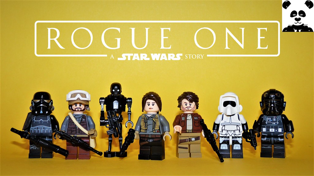 Rogue One Rebels [Star Wars Minifigs #22]