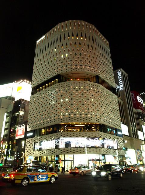 Night in Ginza (Explored)