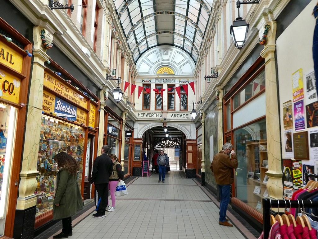 Hepworth Arcade Hull
