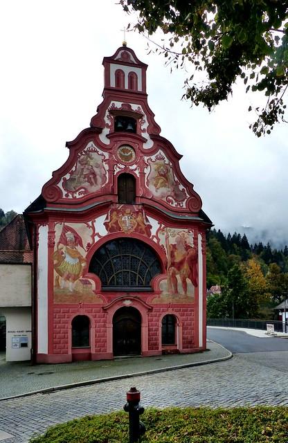 Füssen - Spitalkirche Hl. Geist
