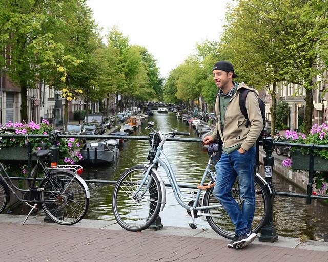 Jordaan, unas de las recomendaciones para viajar a Amsterdam