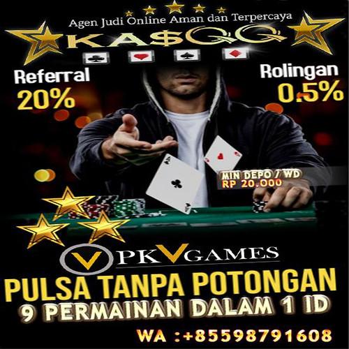 KASQ9 - Agen Poker Deposit Pulsa Bebas Potongan