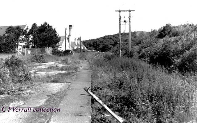 Turnberry station site July 17th 1968