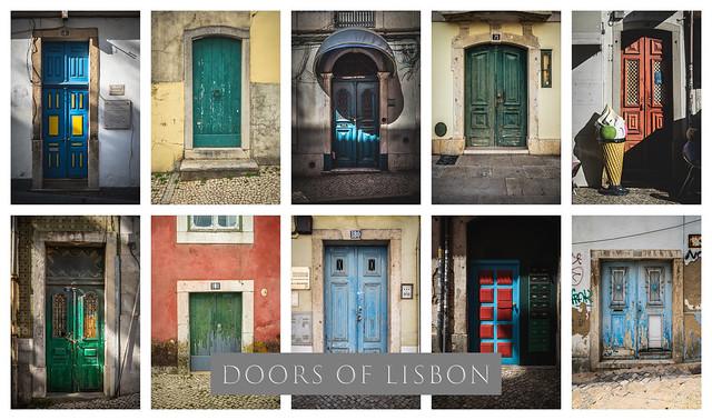 Doors Of Lisbon