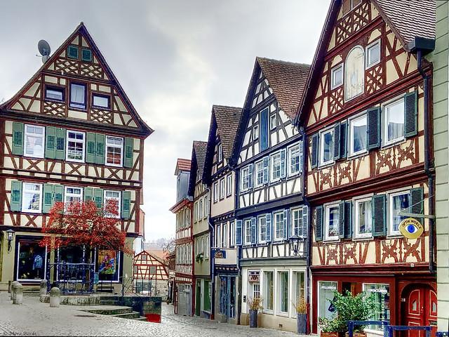 Schwäbisch Hall - Gelbingen