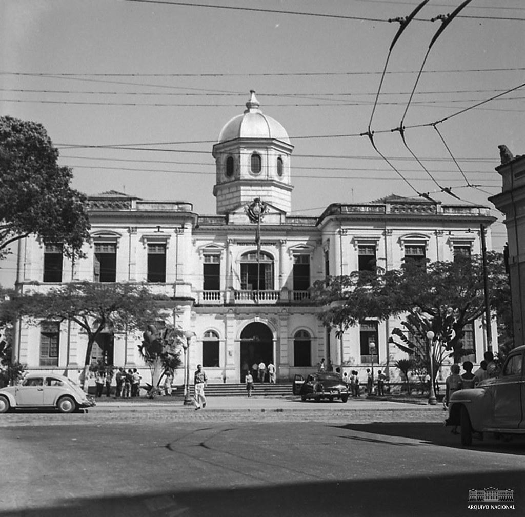 Palácio Arariboia, Niterói (RJ), 1960