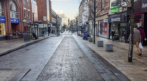 Lockdown Britain - Preston streets | by Tony Worrall