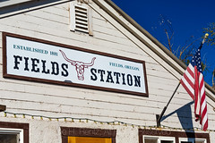 Fields Station in Eastern Oregon