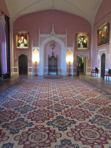 Bishop's Throne Room, Auckland Castle
