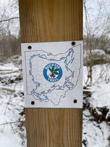 01.20.20 Hike Buckeye Trail, Brecksville Metroparks