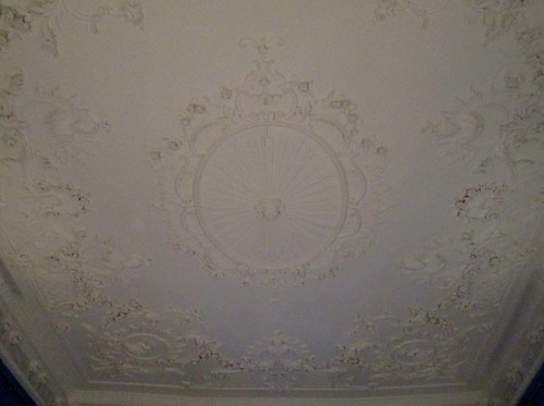Dining Room Ceiling, Auckland Castle