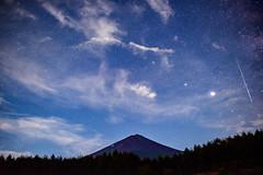 Perseids 2020 - Mt.Fuji