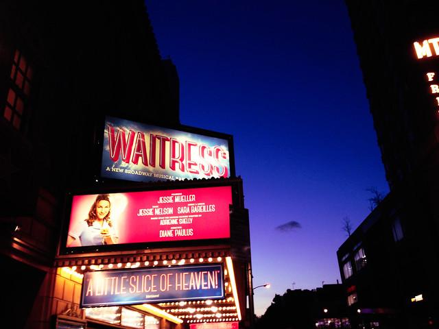 Nights on Broadway.