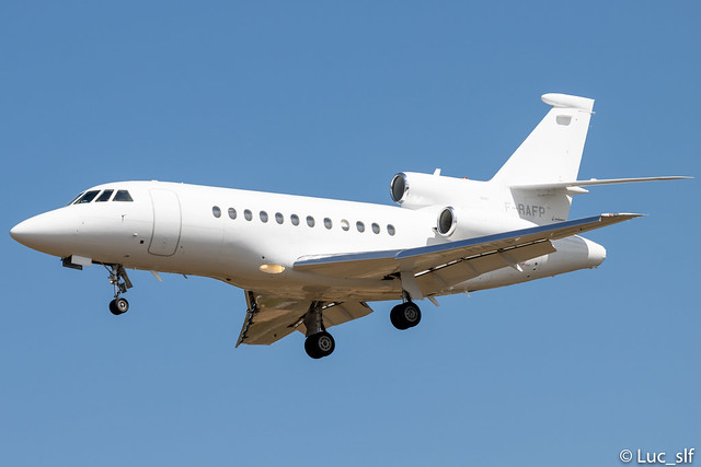 Dassault Falcon 900 French Air Force // F-RAFP