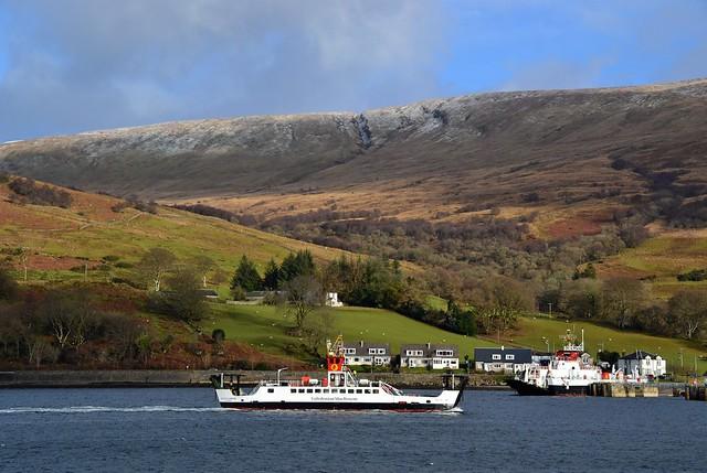 MV Isle of Cumbrae & Loch Dunvegan