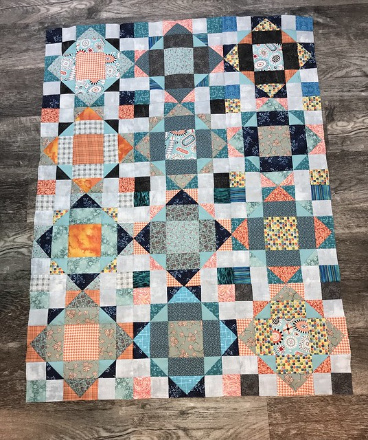 Laurie's Naomi Quilt
