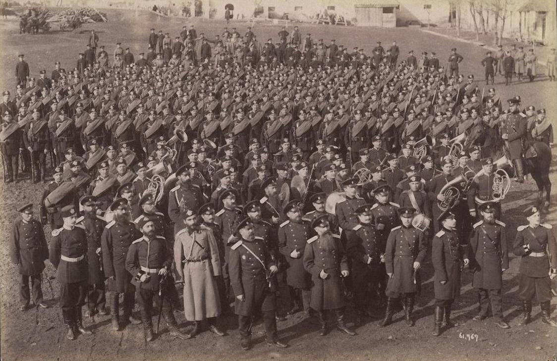 Кавказская саперная бригада. 1891