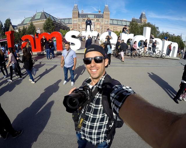 Diario de un Mentiroso en Amsterdam