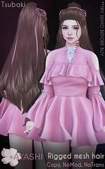 [^.^Ayashi^.^] Tsubaki hair special for Tres Chic