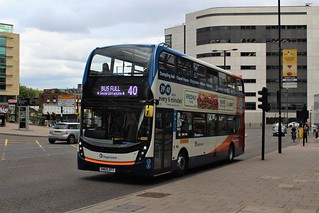 Stagecoach North East SN69ZPT 11289
