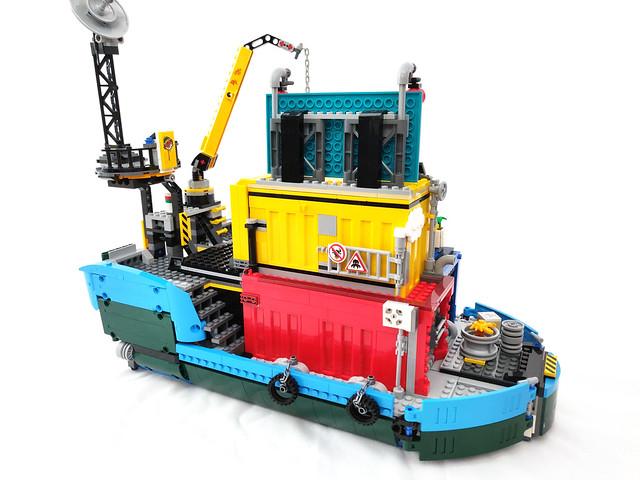 LEGO Monkie Kid Monkie Kid's Team Secret HQ (80013)
