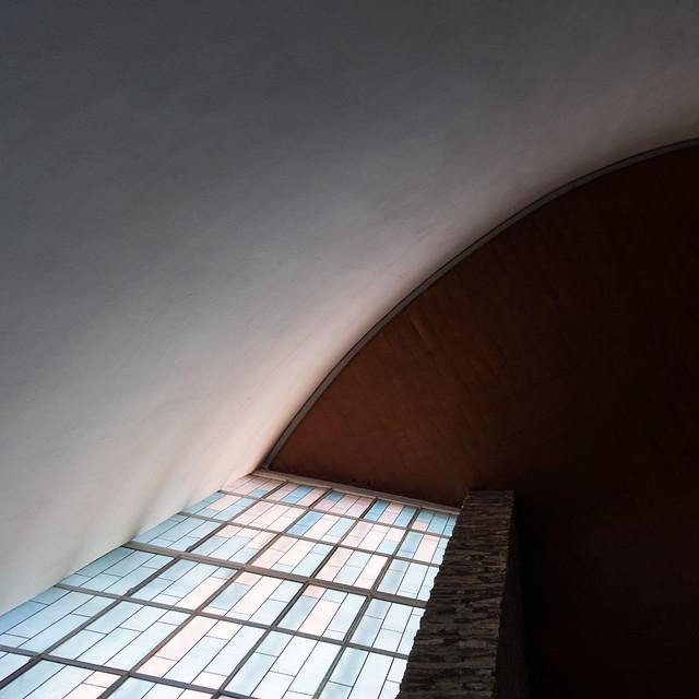 Miguel Fisac. Iglesia de Nuestra Señora de la Coronación #14