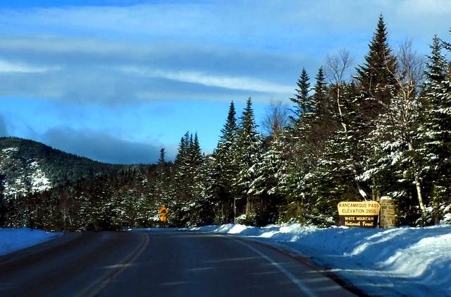 The Kancamagus Pass