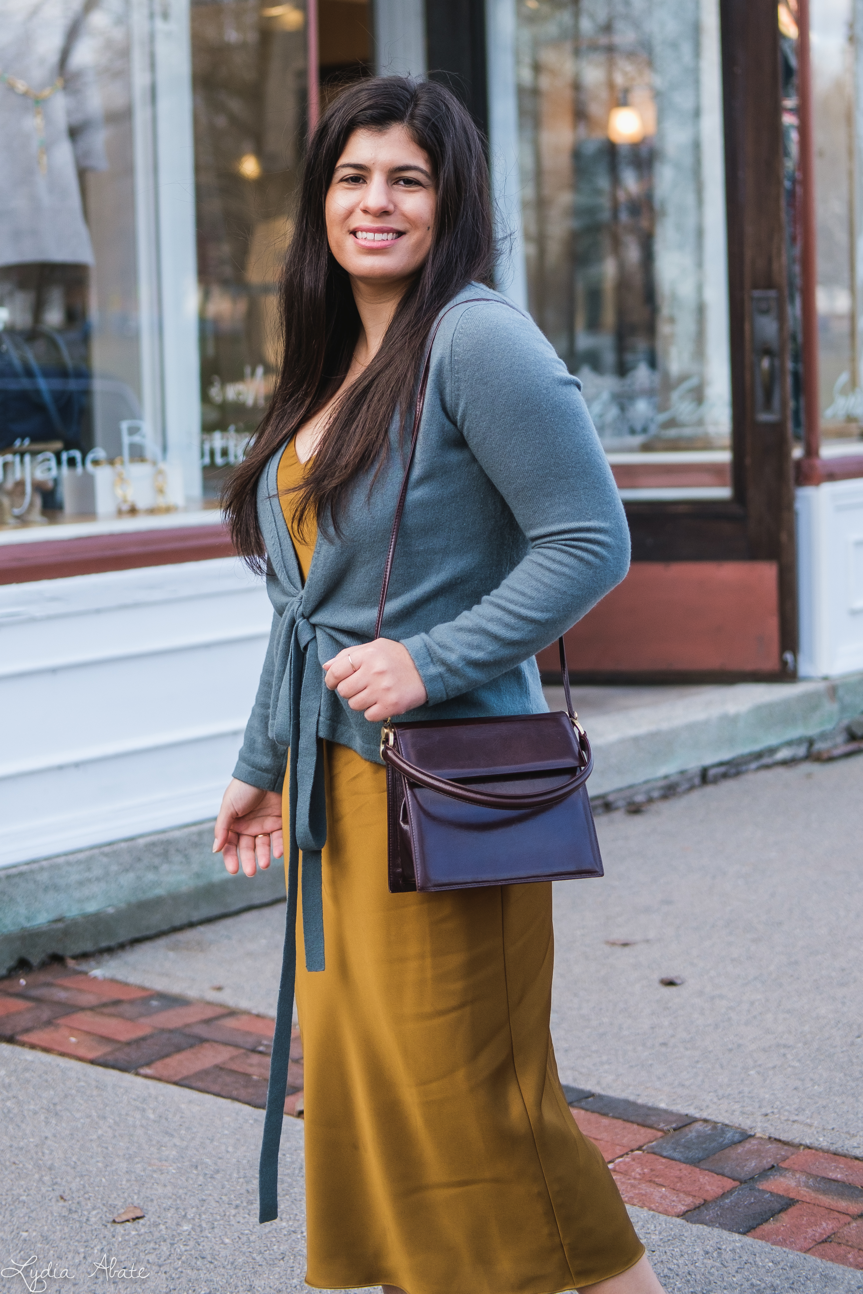 satin slip dress, cashmere cardigan, vintage bag, croc heels-11.jpg