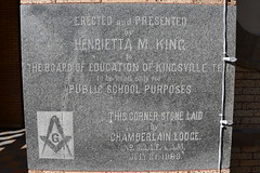 Old Henrietta M. King High School (Kingsville, Texas)