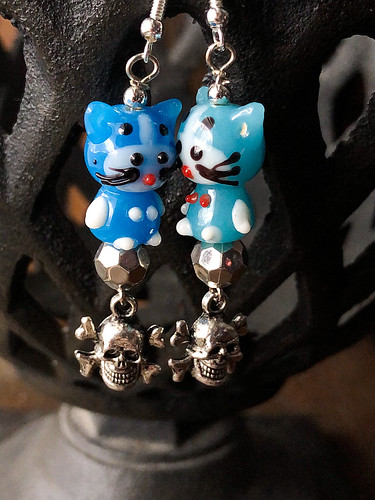Giveaway 1 Pair Of Badass Kitties | by Suzie the Foodie www.suziethefoodie.com