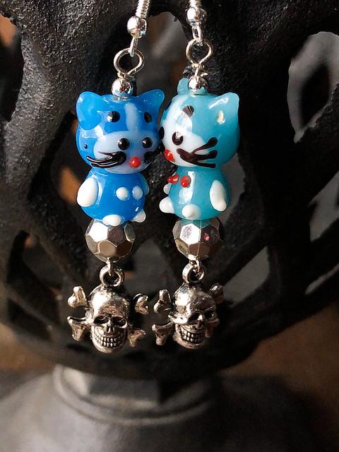 Giveaway 1 Pair Of Badass Kitties