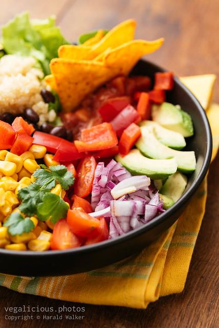 Black bean, Quinoa Bowl