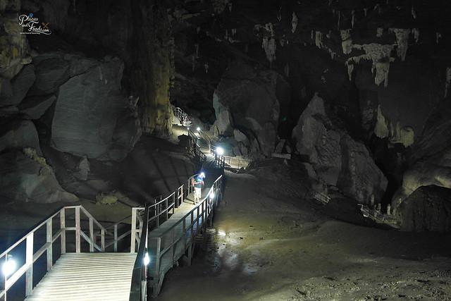Thailand phu pha phet cave