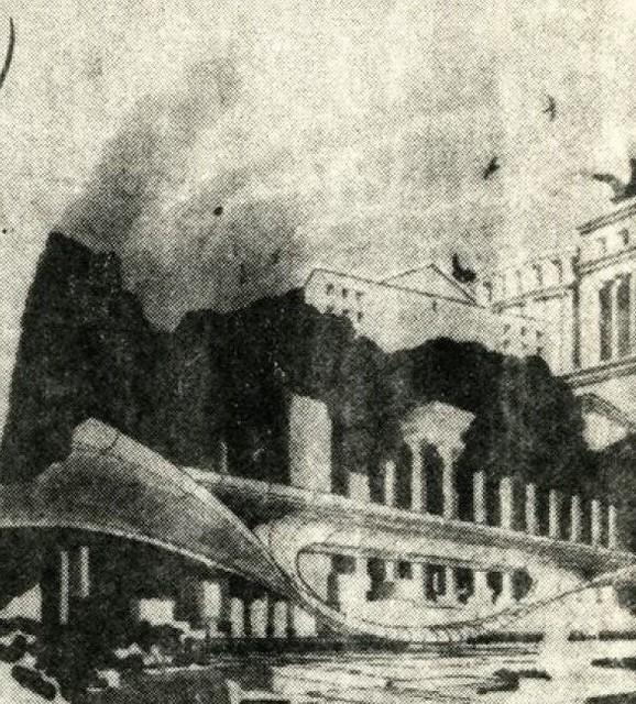 """ROMA ARCHEOLOGIA e RESTAURO ARCHITETTURA 2021: """"Viadotto della Via dei Fori Imperiali""""; in: OCCHIO (03/03/1981): 12 [in PDF]. S.v., I Fori Progetto, Antonio M. Colini (1981), Arch. Costantino Dardi (1985) & Arch. Leonardo Benevolo (1988)."""